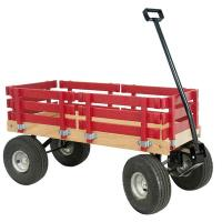 Red Sport Wagon - Amish Made