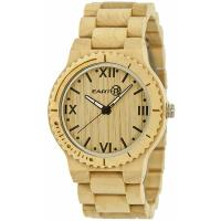 Earth Ew3501 Bighorn Wood Watch Khaki/Tan