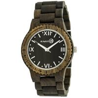Earth Ew3502 Bighorn Wood Watch Dark Brown