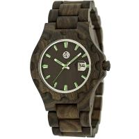 Earth Ew3302 Gila Watch Dark Brown