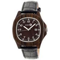 Earth Ew2702 Sherwood Watch Dark Brown