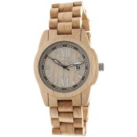 Earth Ew1501 Heartwood Watch Khaki/Tan