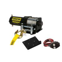 Champion 3000 lb. ATV/UTV Winch Kit