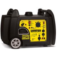 Champion 3100/3400W Generator with RV Ready CARB