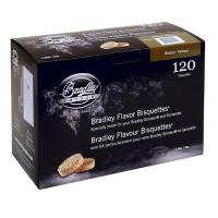 Bradley Smoker Flavor Bisquettes Hickory 120Pk