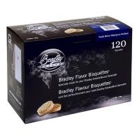 Bradley Smoker Flavor Bisquettes Pacific Blend 120Pk