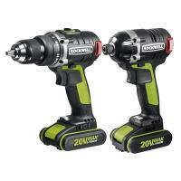 Rockwell 2-Piece Brushless Drill / Impact Driver Combo Kit