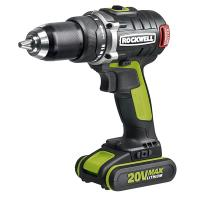 Rockwell 20V Lithium Ion Brushless Drill / Driver