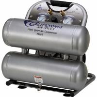 California Air Tools 4610S Ultra Quiet and Oil-Free 1.0 HP 4.6 Gal. St