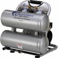 California Air Tools 4610AC Ultra Quiet and Oil-Free 1.0 HP 4.6 Gal. A