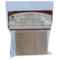 Walnut Hollow Basswood Whittler's Kit 3 Pieces
