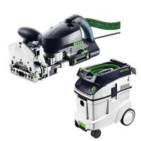 Festool DF 700 Domino XL Set   CT 48 Dust Extractor Package