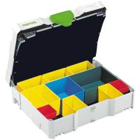 T-LOC Systainer I Box with Compartments