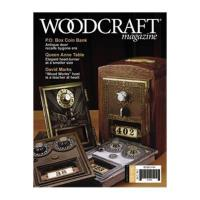 Woodcraft Magazine Downloadable Issue 1 December / January 2005