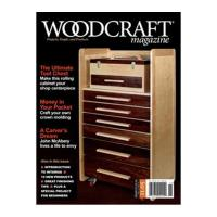 Woodcraft Magazine Downloadable Issue 6 October / November 2005