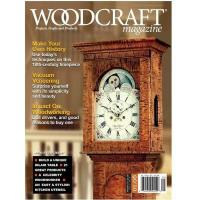 Woodcraft Magazine Downloadable Issue 8 December / January 2006