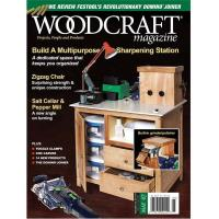 Woodcraft Magazine Downloadable Issue 16 April / May 2007