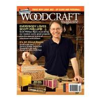 Woodcraft Magazine Downloadable Issue 18 August / September 2007