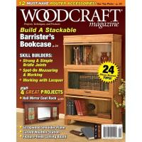 Woodcraft Magazine Downloadable Issue 24 August / September 2008