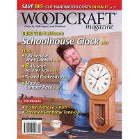 Woodcraft Magazine Downloadable Issue 30 August / September 2009