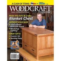 Woodcraft Magazine Downloadable Issue 31 October / November 2009