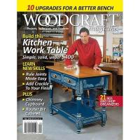 Woodcraft Magazine Downloadable Issue 32 December / January 2010