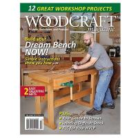 Woodcraft Magazine Downloadable Issue 33 February / March 2010