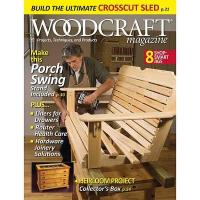 Woodcraft Magazine Downloadable Issue 34 April / May 2010