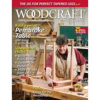 Woodcraft Magazine Downloadable Issue 35 June / July 2010
