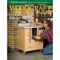 Woodcraft Magazine Downloadable Issue 36 August / September 2010