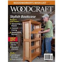 Woodcraft Magazine Downloadable Issue 38 December / January 2011