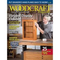 Woodcraft Magazine Downloadable Issue 39 February / March 2011