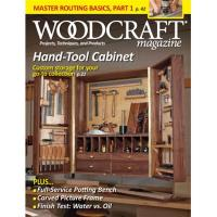 Woodcraft Magazine Downloadable Issue 40 April / May 2011