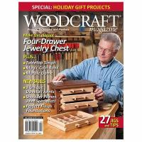 Woodcraft Magazine Downloadable Issue 44 December / January 2012