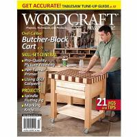 Woodcraft Magazine Downloadable Issue 45 February / March 2012