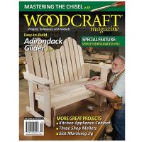 Woodcraft Magazine Downloadable Issue 46 April / May 2012