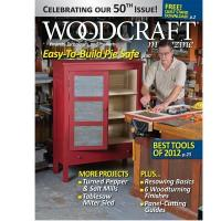 Woodcraft Magazine Downloadable Issue 50 December / January 2013