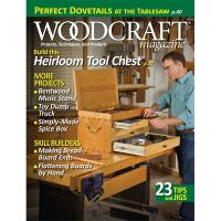 Woodcraft Magazine Downloadable Issue 51 February / March 2013