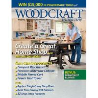 Woodcraft Magazine Downloadable Issue 54 August / September 2013