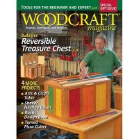 Woodcraft Magazine Downloadable Issue 56 December / January 2014
