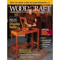 Woodcraft Magazine Issue 60 August / September 2014