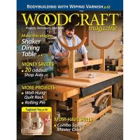 Woodcraft Magazine Issue 63 February / March 2015