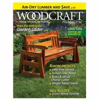 Woodcraft Mazine Issue 64 April / May 2015