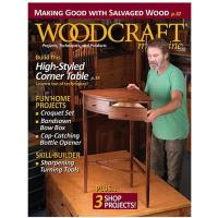 Woodcraft Mazine Issue 65 June / July 2015