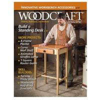 Woodcraft Magazine Issue 70 April / May 2016
