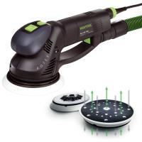 Festool Rotex Dual Mode Sander with New Multi-Jetstream Design with T-