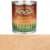General Finishes Wood Stain Water Based Natural Stain Pint