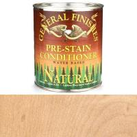 General Finishes Wood Stain Water Based Natural Stain Quart