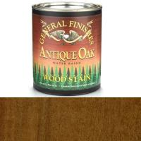 General Finishes Wood Stain Water Based Antique Oak Stain Pint