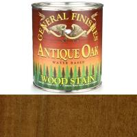 General Finishes Wood Stain Water Based Antique Oak Stain Quart